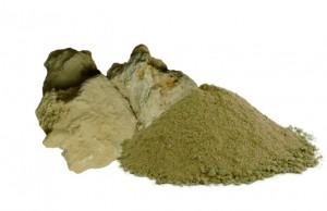 中塗り土原石