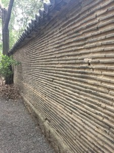 土塀 信長塀