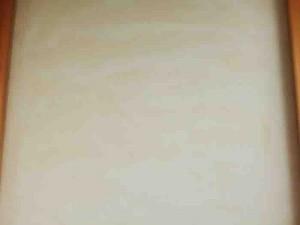 漆喰のシミ