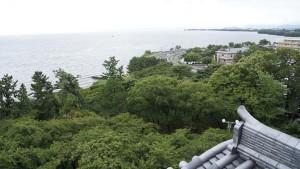 長浜 漆喰 城かべ