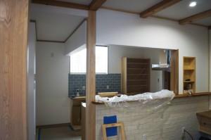 木の家 漆喰 城かべ