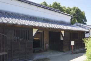 赤松家 城かべ