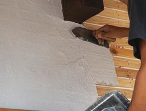 木摺り大壁