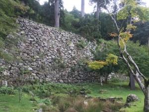 出石城跡2