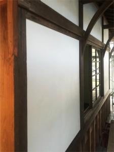 城かべ漆喰文化財
