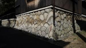 石垣 石積み