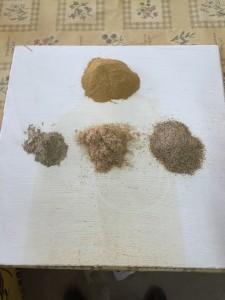 黄土 原料