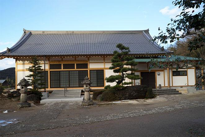漆喰 寺 社寺