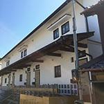 漆喰外壁 マンション